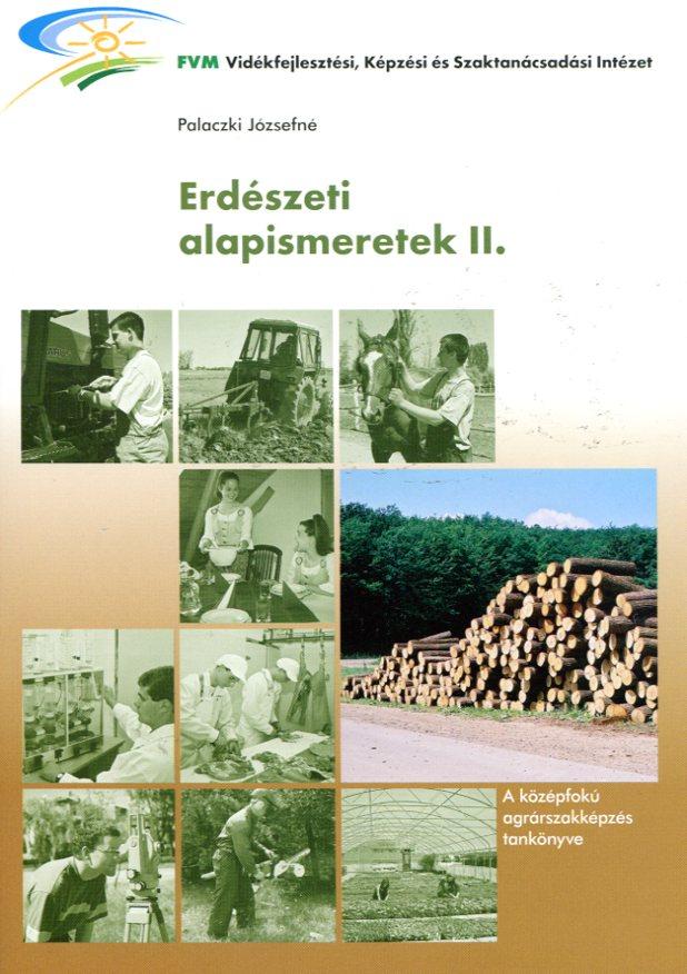 Erdészeti alapismeretek II.