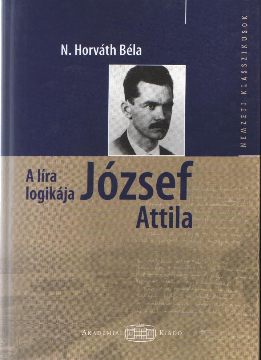 A líra logikája József Attila