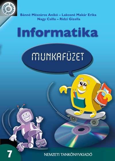 Informatika munkafüzet 7.