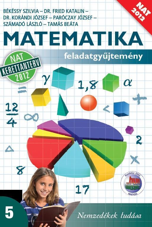 Matematika feladatgyűjtemény 5. évfolyam