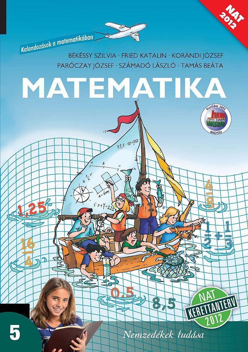 Matematika 5. évfolyam