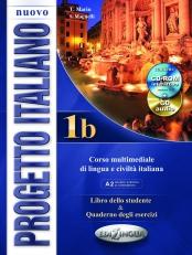 Nuovo Progetto italiano 1B (magyar kiadás)