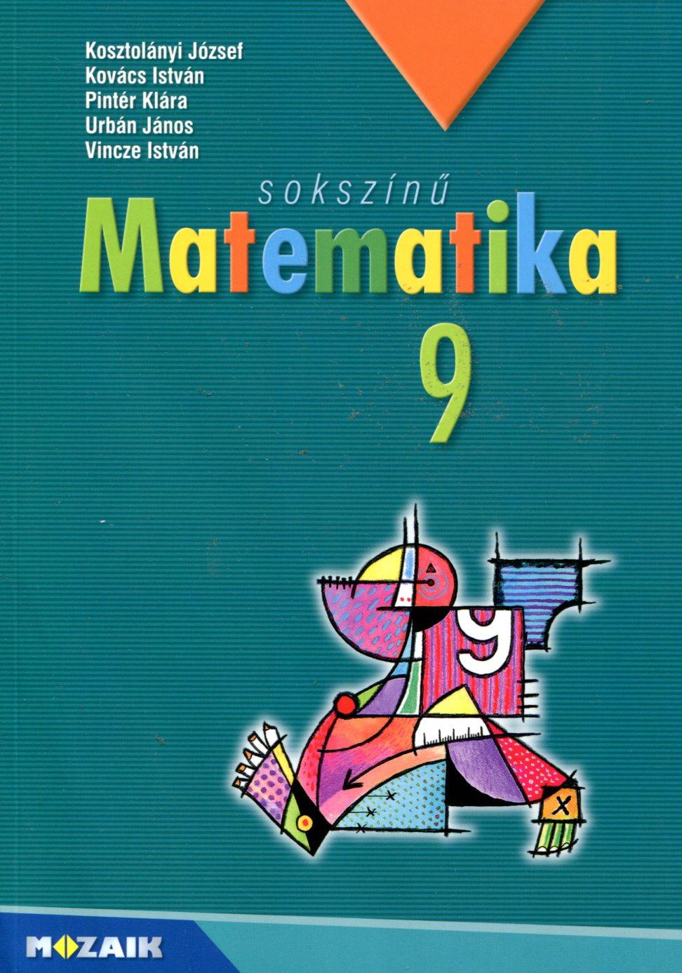 Sokszínű MATEMATIKA tankönyv 9. évfolyam