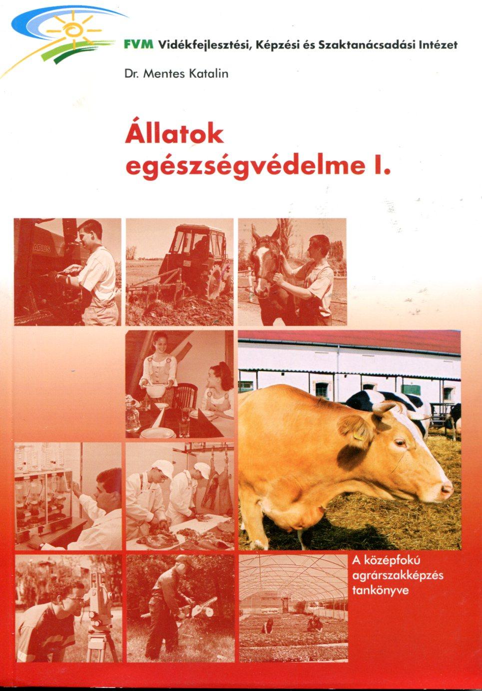 Állatok egészségvédelme I.