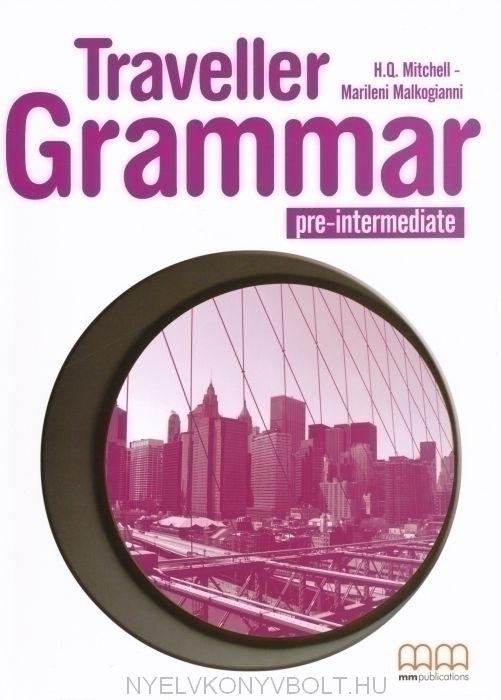 Traveller Grammar Pre-Intermediate