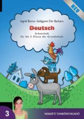 Deutsch Arbeitsheft für die 3. Klasse der Grundschule