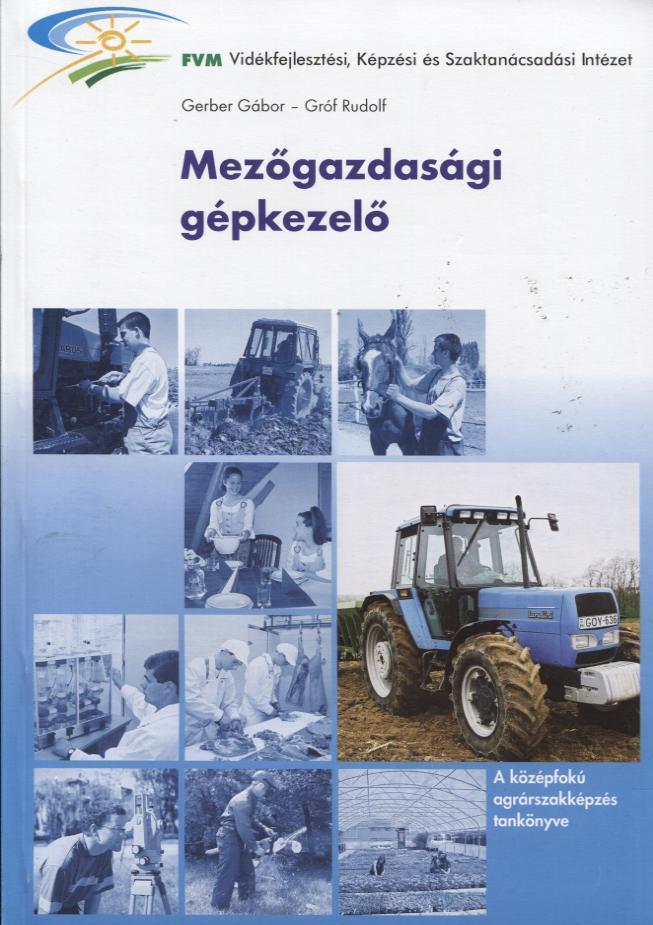 Mezőgazdasági gépkezelő