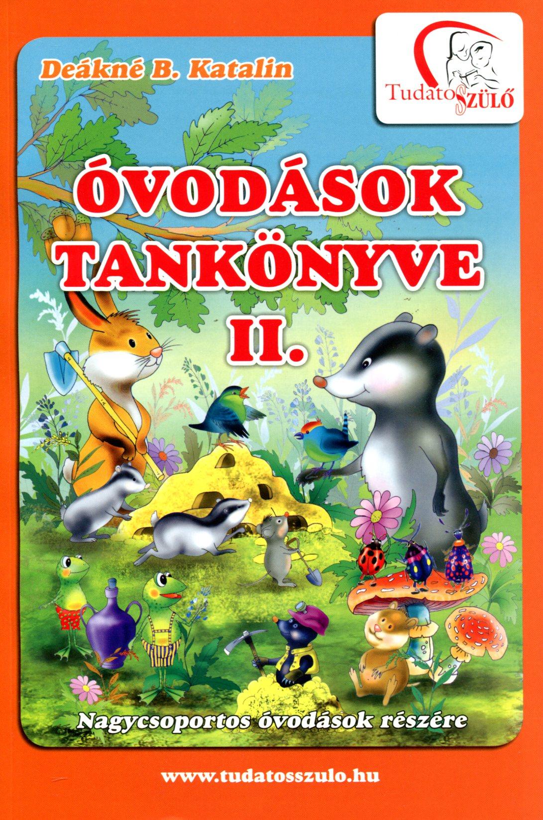 ÓVODÁSOK TANKÖNYVE II.