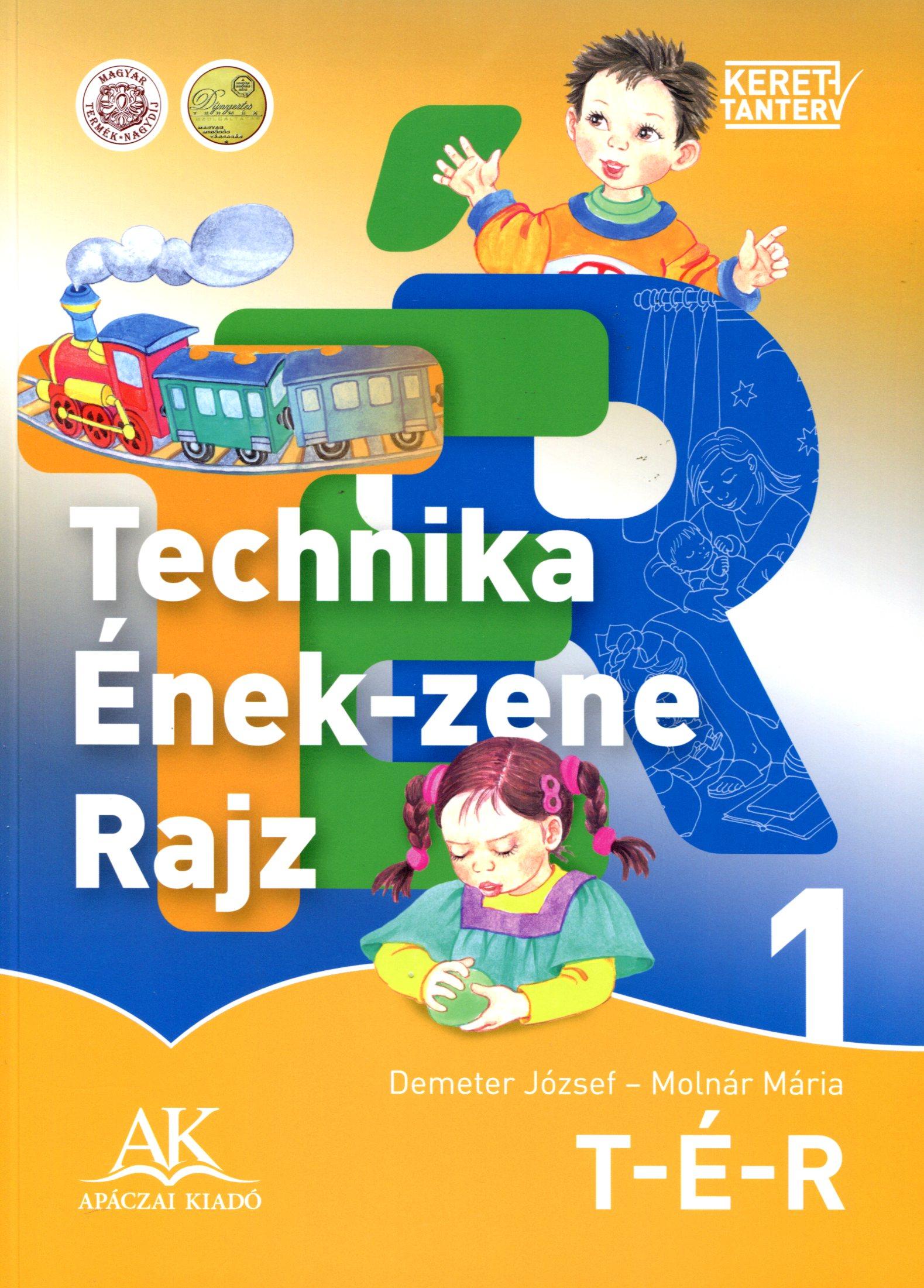 Technika - Ének-zene - rajz 1. (NAT)