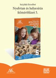 Nyelvtan és helyesírás felmérőfüzet 5.