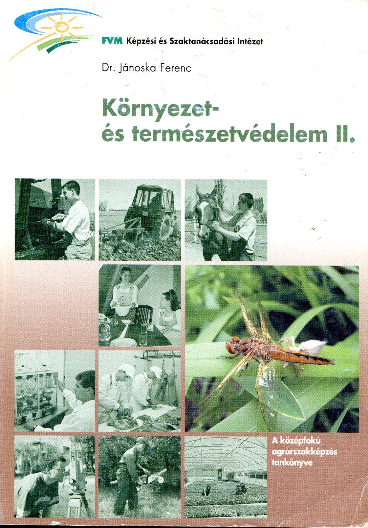 Környezet- és természetvédelem II.