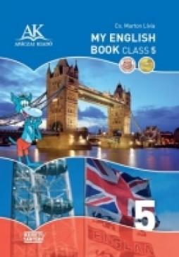 My English Book Class 5 (Tartós) (NAT)