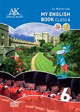 My English Book Class 6. NAT (tartós)