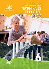 Technika és életvitel 6. NAT (Tartós)