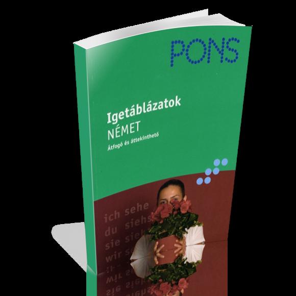PONS Igetáblázatok – Német