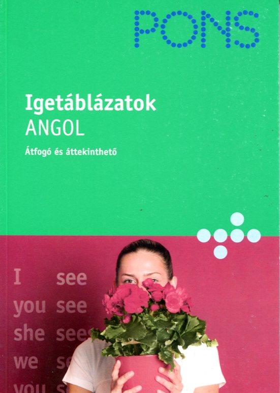 PONS Igetáblázatok – Angol