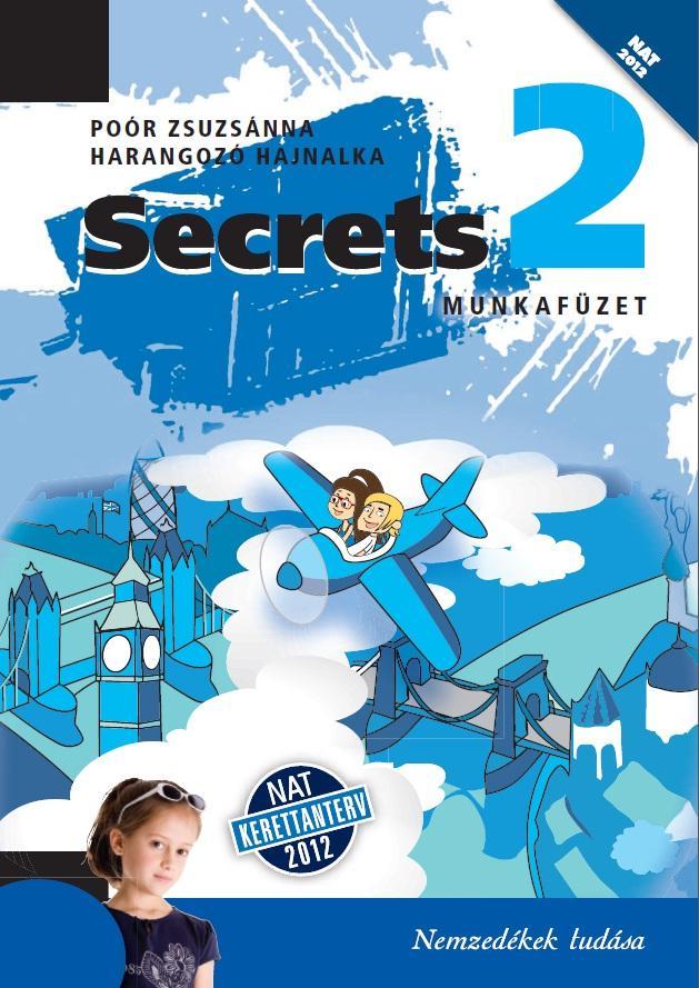 Secrets 2. munkafüzet