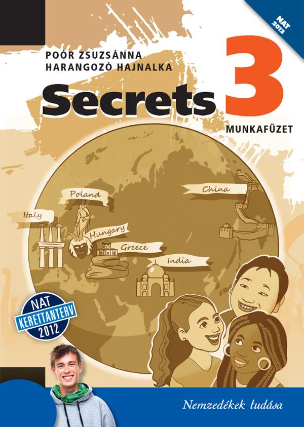 Secrets 3. munkafüzet
