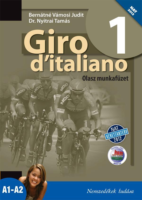 Giro d italiano Olasz 1. Mf