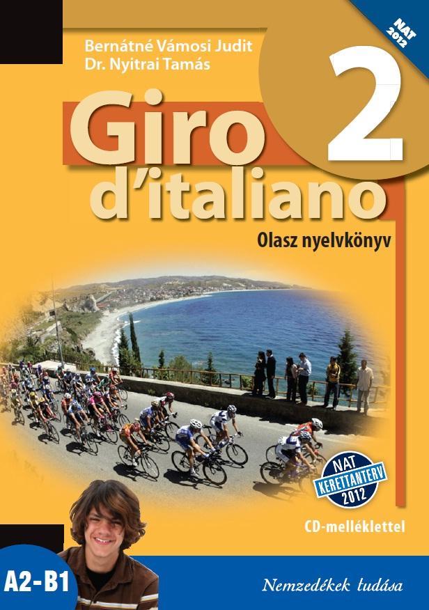 Giro d italiano Olasz 2. Mf