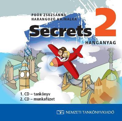 Secrets 2. hanganyag dupla CD