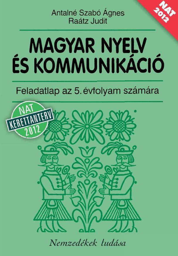 Magyar nyelv és kommunikáció Flp. 5.o.