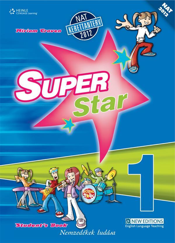 Super Star 1. Tankönyv