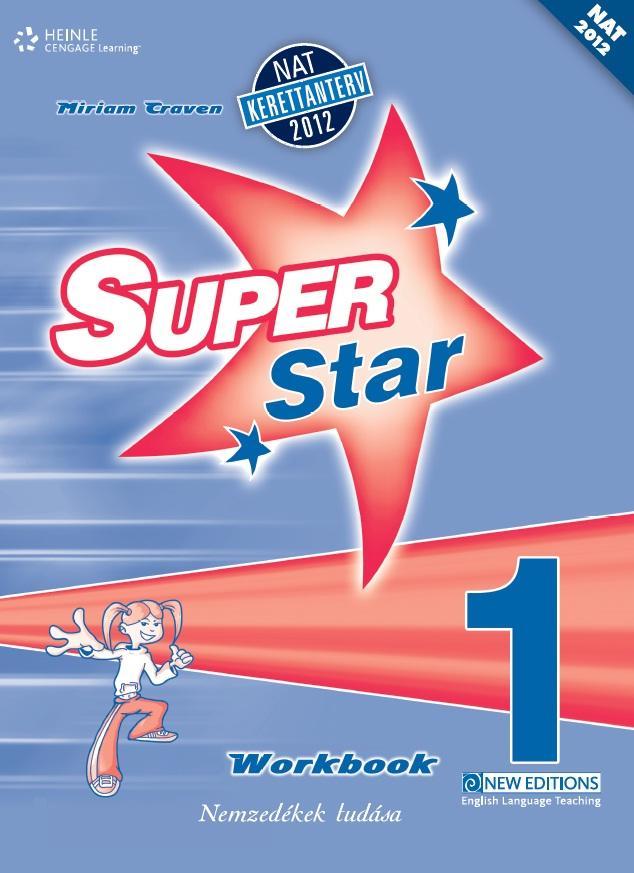 Super Star 1. Munkafüzet
