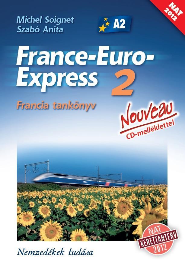 France-Euro-Express 2. Nouveau Francia TK