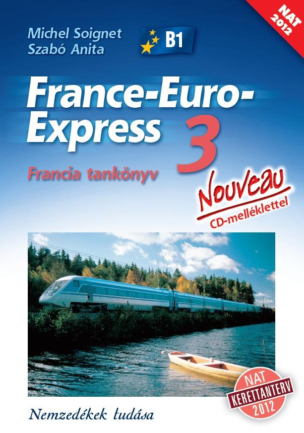 France-Euro-Express 3. Nouveau Francia TK