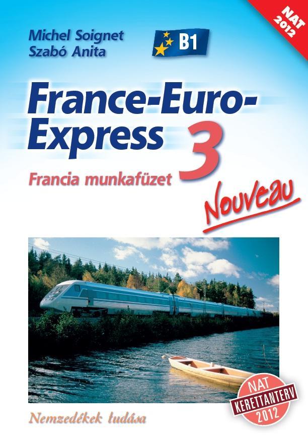 France-Euro-Express 3. Nouveau Francia Mf