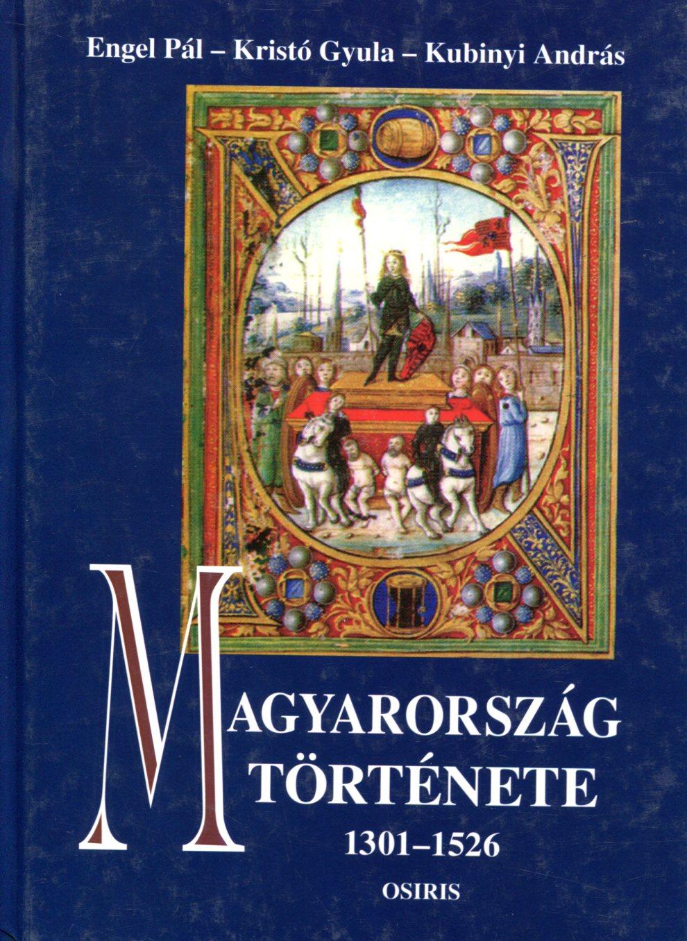 Magyarország története 1300-1526