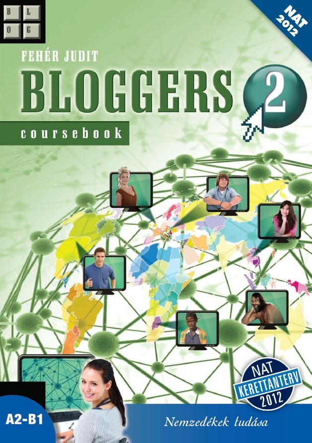 Bloggers 2 Coursbook