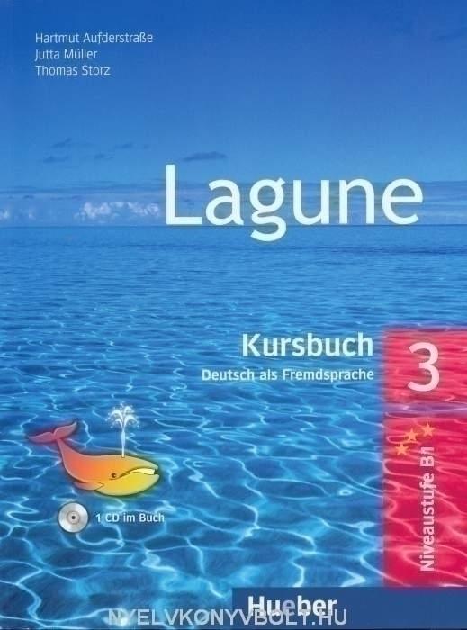 Lagune 3 Kursbuch mit CD