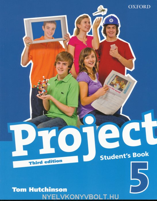 Project 5 Student's Book Third Edition
