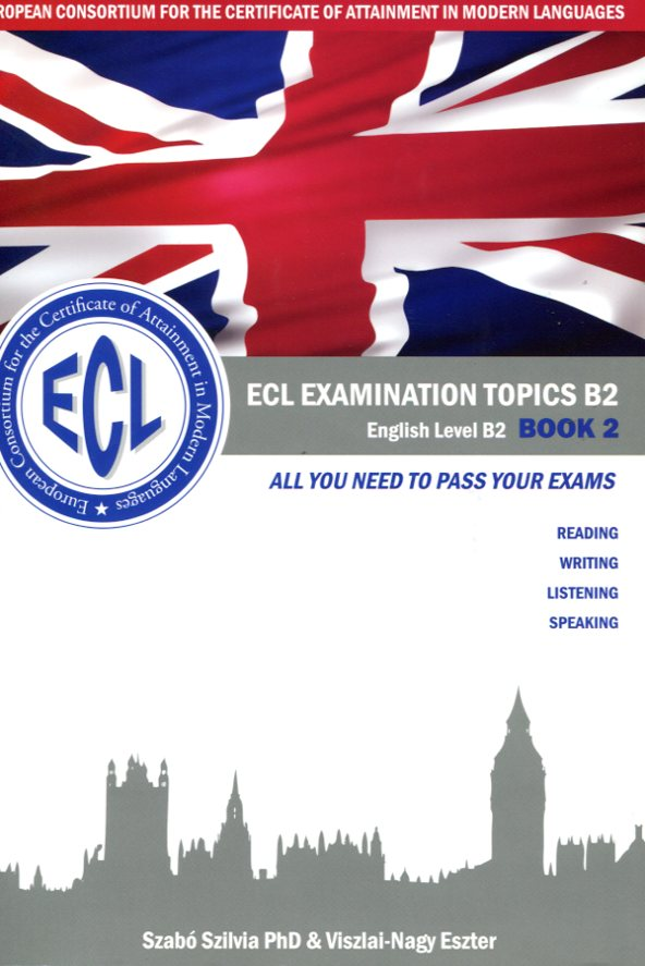 ECL Examination Topics B2 with Audio CD - Book 2