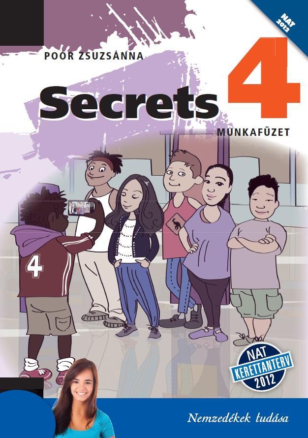 Secrets 4 munkafüzet