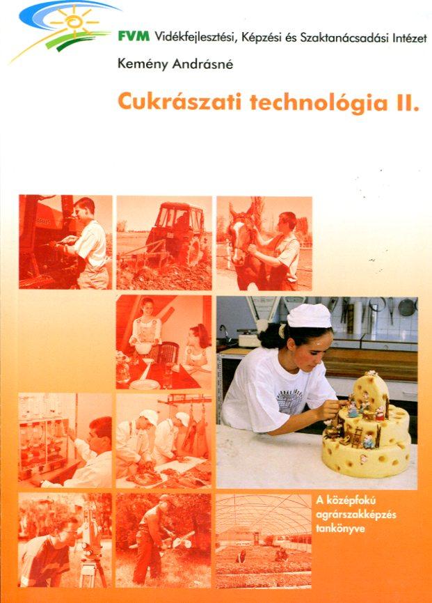 Cukrászati technológia II.