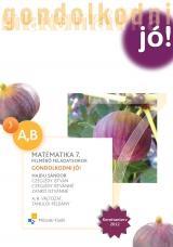 Gondolkodni jó! Matematika 7.o. Felmérő flp A,B vált. Tanulói