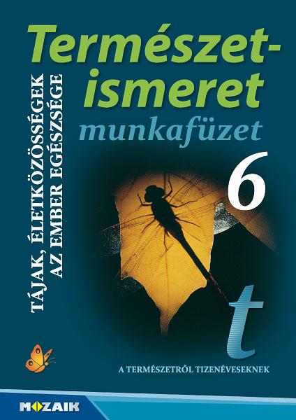Természetismeret 6.-Mo. tájai és életköz. mf.