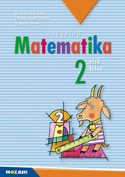 Sokszínű matematika Mtk. 2.o. I. félév