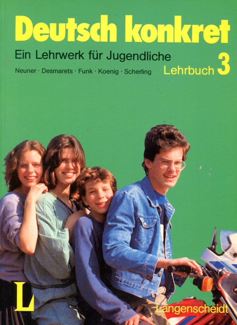 Deutsch konkret 3 Lehrbuch