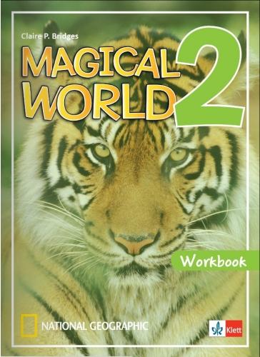 Magical World 2 Workbook CD-melléklettel