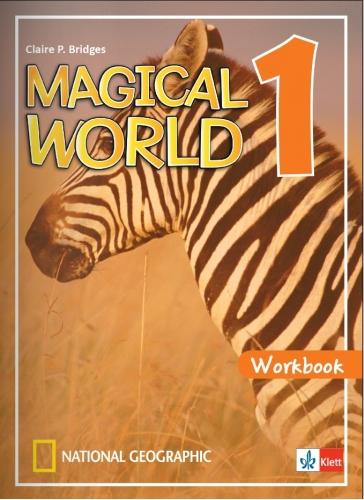Magical World 1 Workbook CD-melléklettel