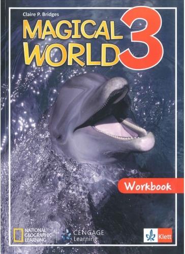 Magical World 3 Workbook CD-melléklettel