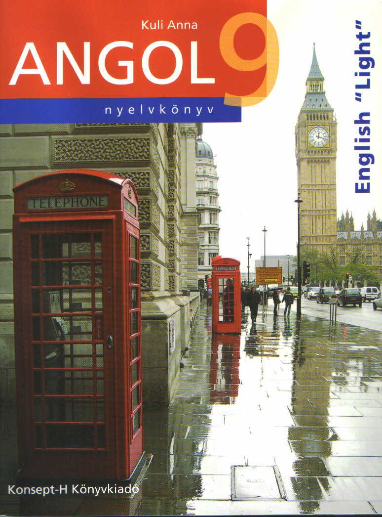 Angol nyelvkönyv 9.