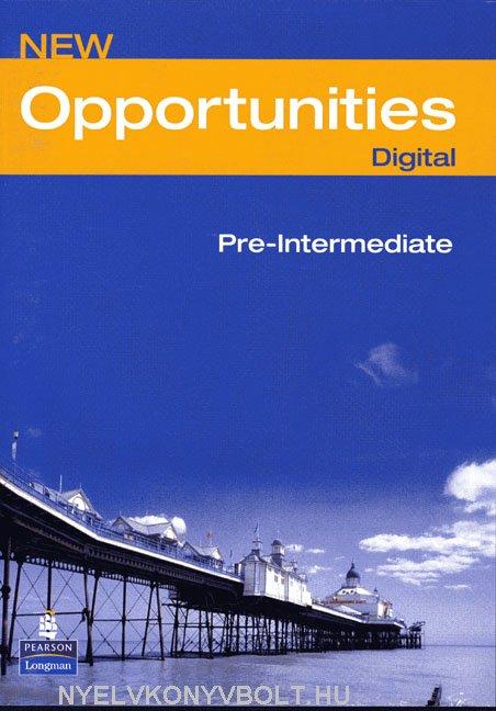 New Opportunities Digital Pre-Intermediate - Interactive Whiteboard Software