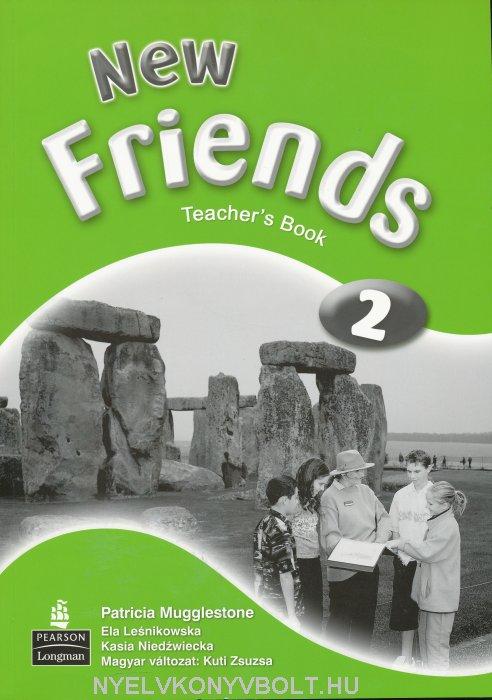 New Friends 2 Teacher's Book with Test Master CD-ROM - Magyar változat