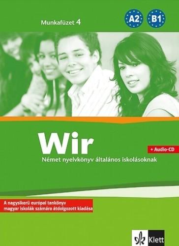 WIR 4 Munkafüzet CD-melléklettel