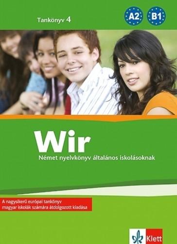 WIR 4 Tankönyv